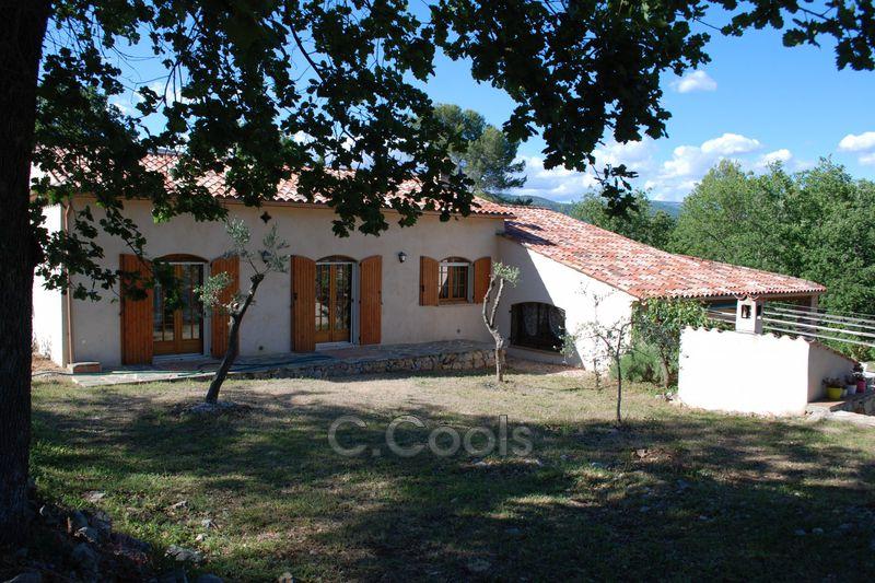 Photo n°2 - Vente Maison villa Seillans 83440 - 530 000 €