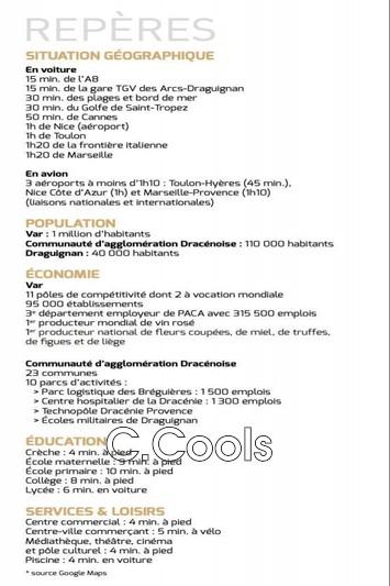 Photo n°5 - Vente appartement Draguignan 83300 - 214 000 €