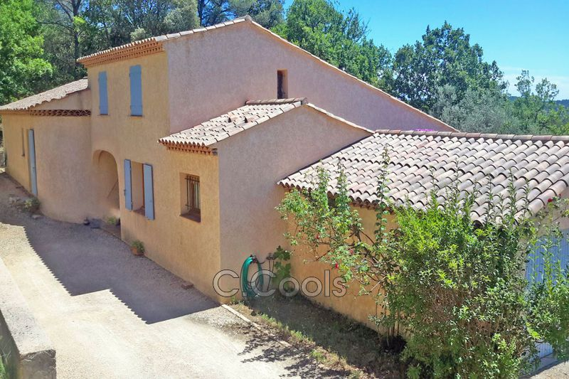 Photo n°2 - Vente Maison villa Tourrettes 83440 - 518 000 €