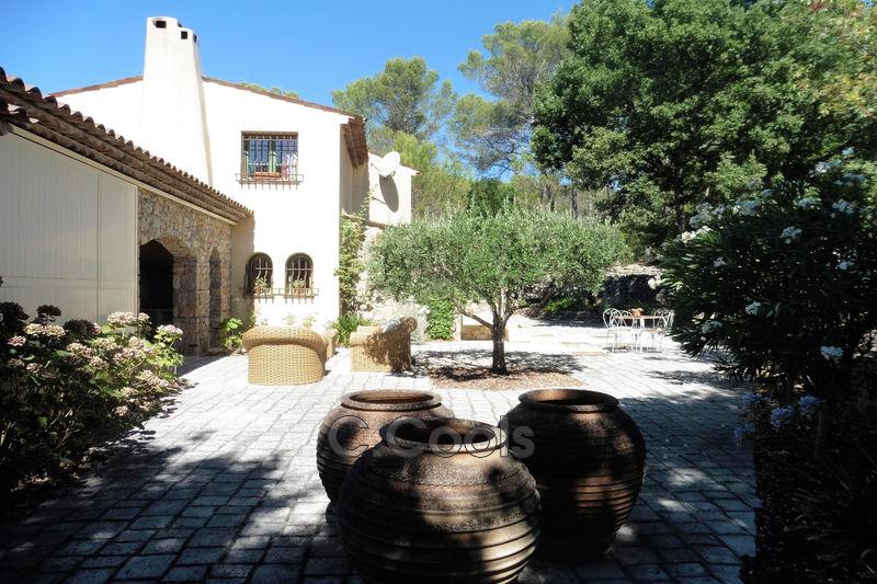 Photo n°4 - Vente Maison villa Seillans 83440 - 895 000 €