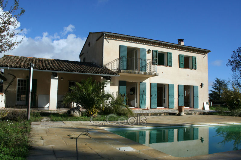 Photo n°1 - Vente Maison villa Fayence 83440 - 590 000 €