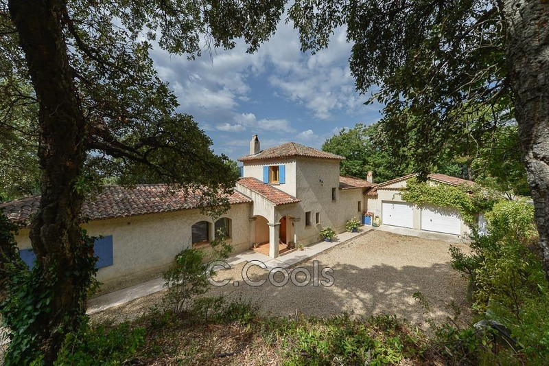 Photo n°2 - Vente Maison villa La Garde-Freinet 83680 - 840 000 €