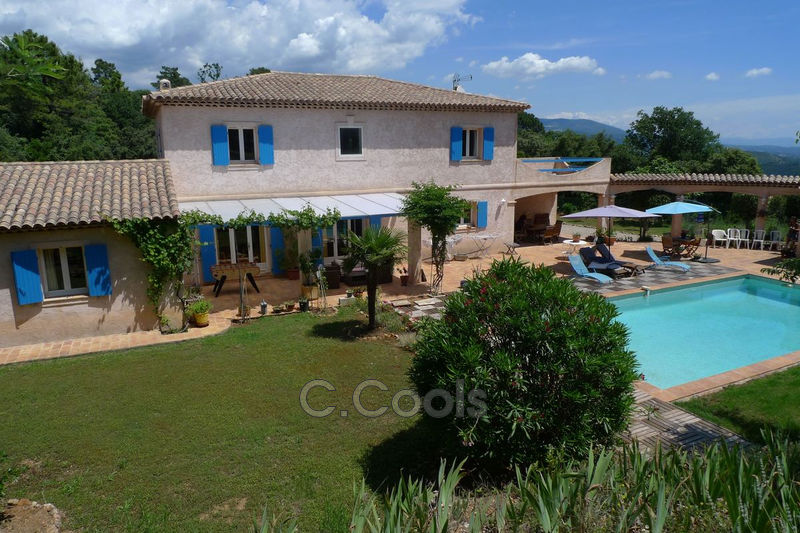 Photo Villa Montauroux   achat villa  4 chambres   219m²
