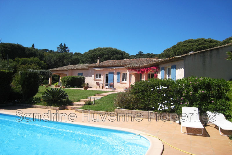 Photo Villa La Croix-Valmer Bord de mer,   to buy villa  5 bedrooms   220 m²
