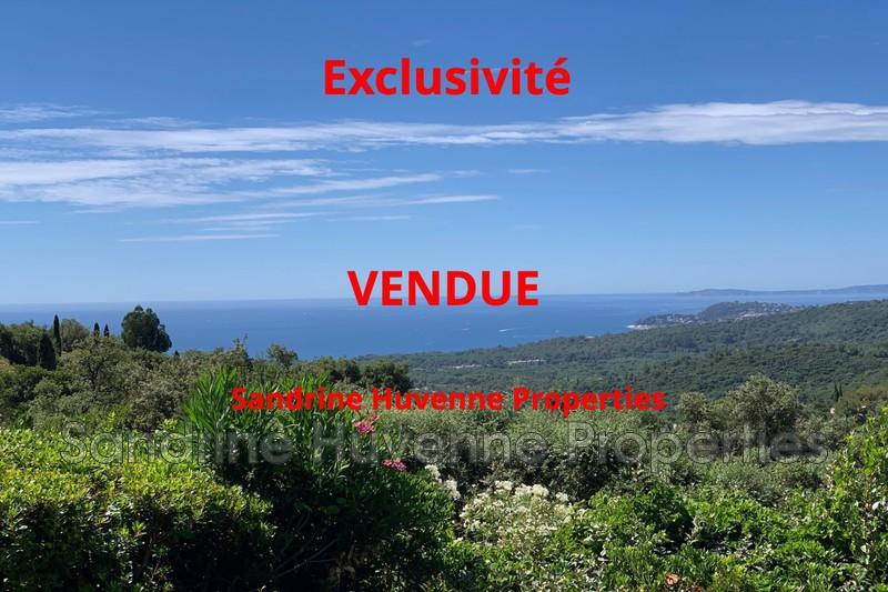 Villa La Croix-Valmer   achat villa  4 chambres   195m²