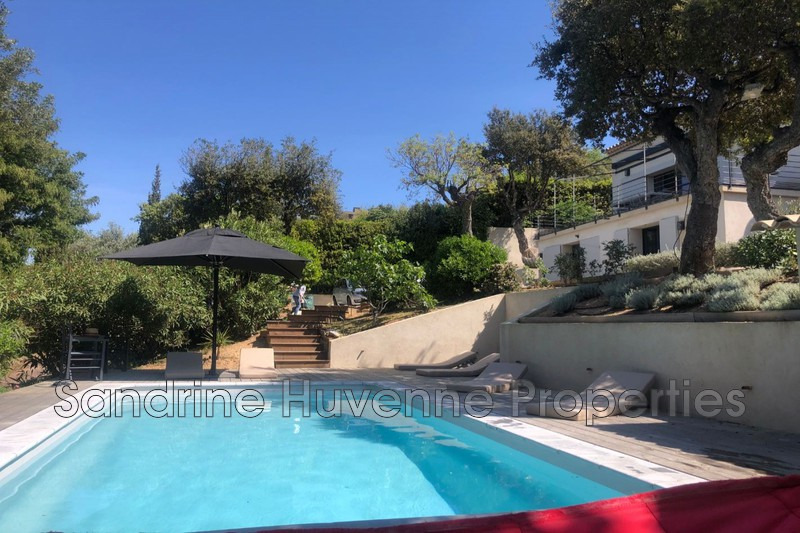 Villa Gassin   achat villa  4 chambres