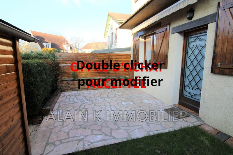 Photo Maison Vélizy-Villacoublay Centre-ville,   achat maison  3 chambres   123m²