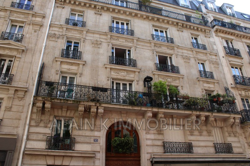 Photo Apartment Paris Centre-ville,   to buy apartment  2 room   38 m²