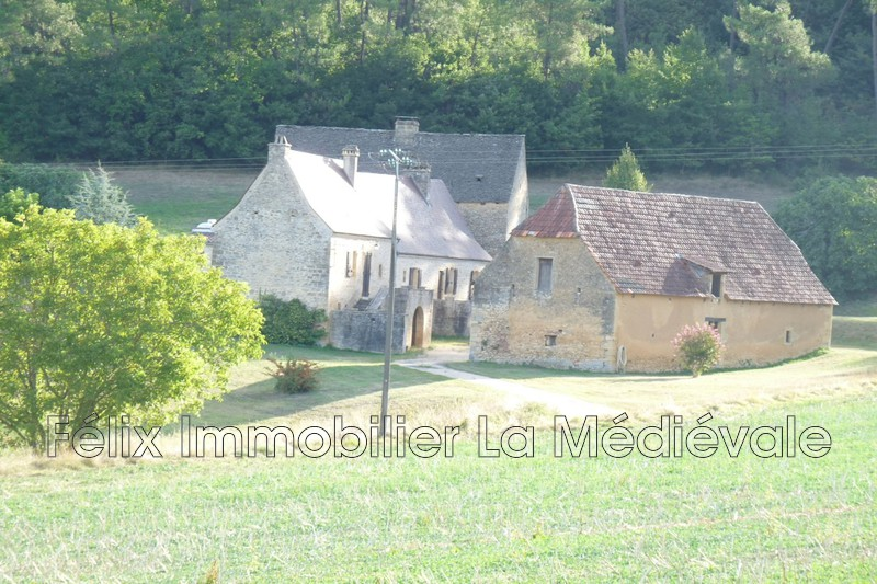 Photo Stone house Marcillac-Saint-Quentin Village,   to buy stone house  4 bedroom   135 m²