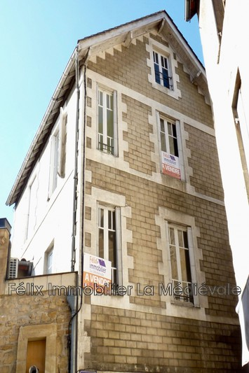 Photo Townhouse Sarlat-la-Canéda Centre-ville,   to buy townhouse  3 bedroom   80 m²