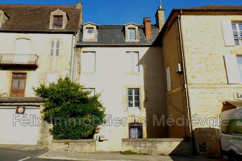 Photo Idéal investisseur Sarlat-la-Canéda Centre-ville,   achat idéal investisseur  4 pièces   137m²