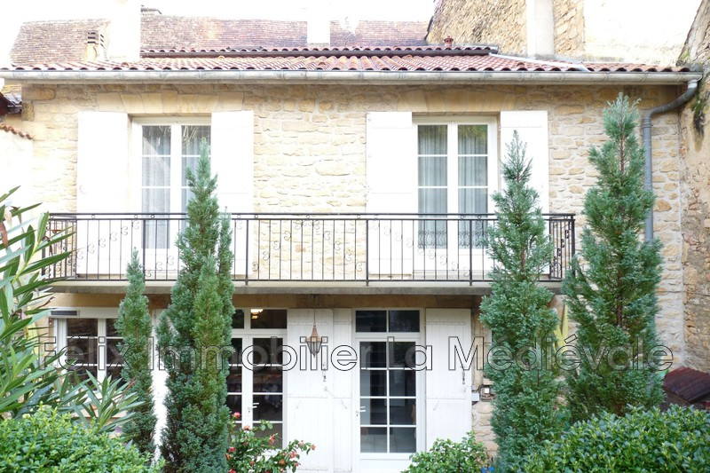 Photo Townhouse Sarlat-la-Canéda Centre-ville,   to buy townhouse  5 bedroom   205 m²