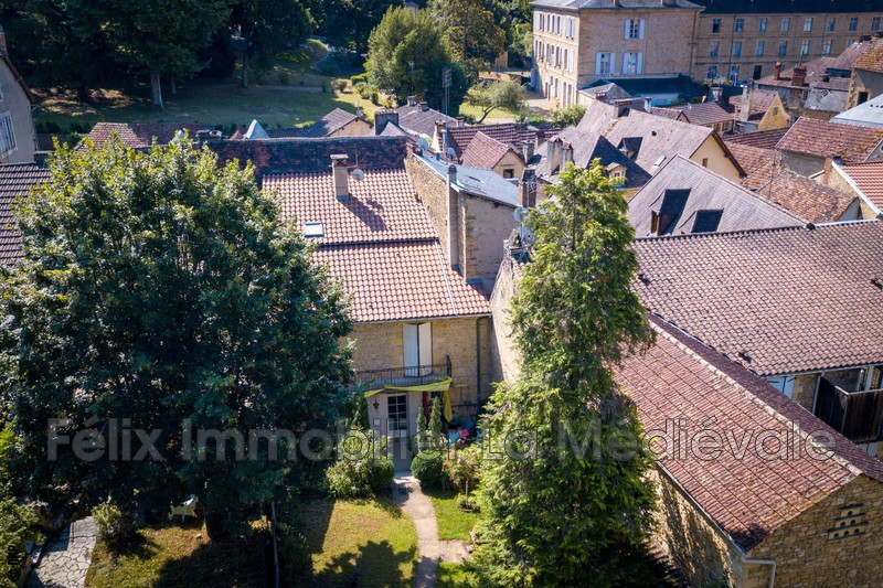 Photo Townhouse Sarlat-la-Canéda Centre-ville,   to buy townhouse  5 bedroom   205m²