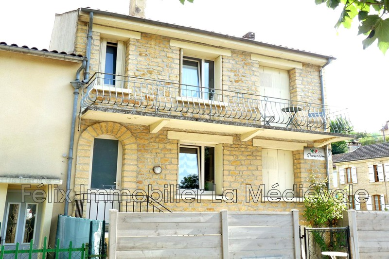 Photo Townhouse Sarlat-la-Canéda Proche centre-ville,   to buy townhouse  4 bedroom   200 m²