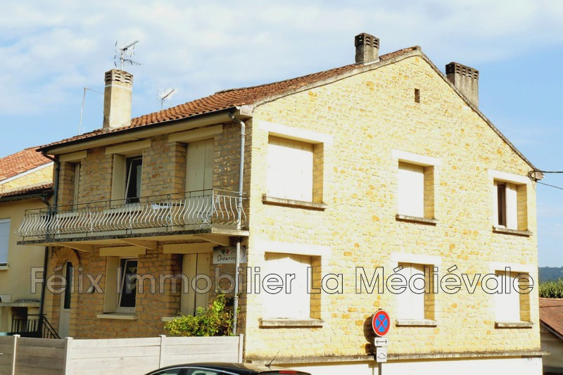 Photo n°2 - Vente maison de ville Sarlat-la-Canéda 24200 - 270 000 €