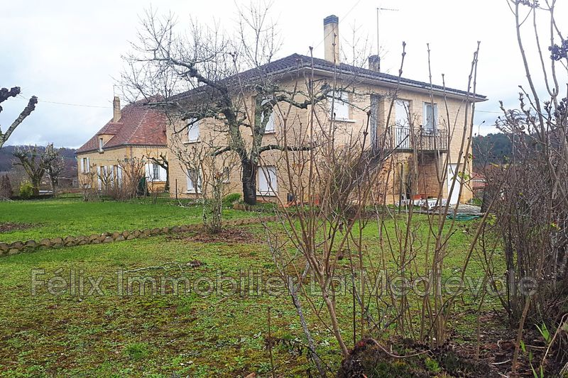 Photo Stone house Sarlat-la-Canéda Proche commerces,   to buy stone house  4 bedroom   117 m²