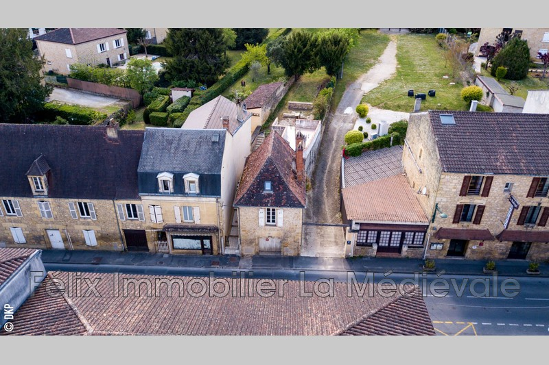 Photo Townhouse Sarlat-la-Canéda Centre-ville,   to buy townhouse  2 bedroom   81 m²