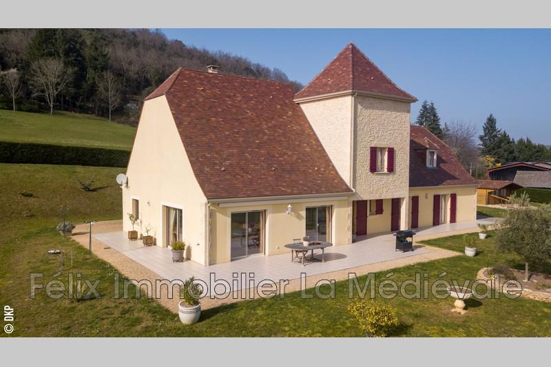 Photo Maison Sarlat-la-Canéda Campagne,   achat maison  5 chambres   278m²