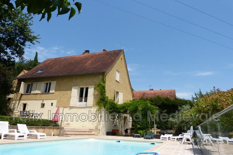 Photo House Sarlat-la-Canéda Centre-ville,   to buy house  4 bedroom   186m²