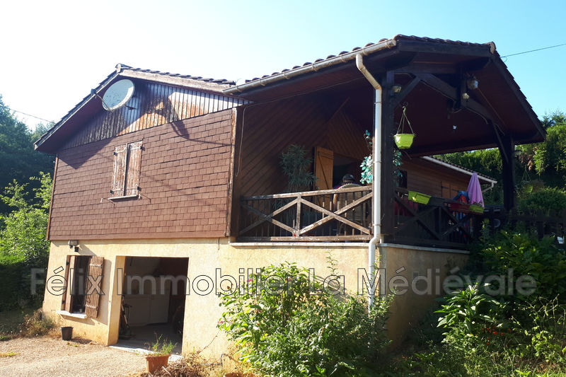 Photo House Sarlat-la-Canéda Centre-ville,   to buy house  3 bedroom   57 m²