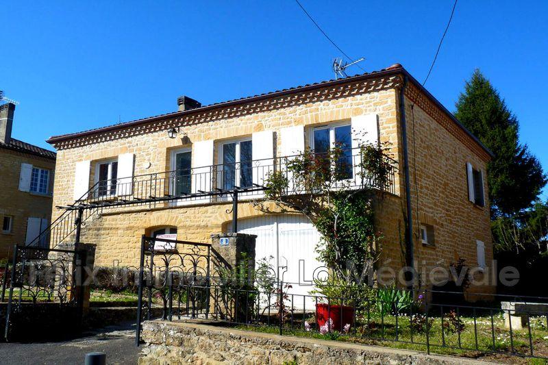 Photo Stone house Sarlat-la-Canéda Centre-ville,   to buy stone house  4 bedroom   121 m²