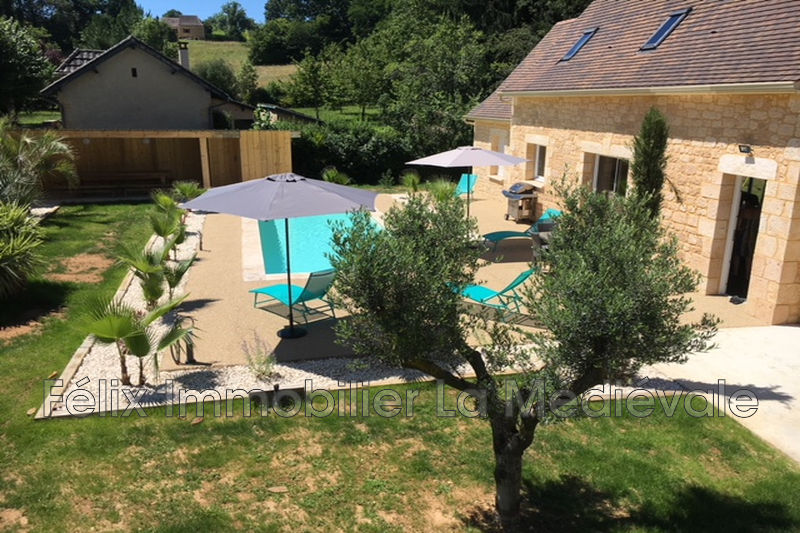 Photo Contemporary house Sarlat-la-Canéda Proche centre-ville,   to buy contemporary house  4 bedroom   125 m²