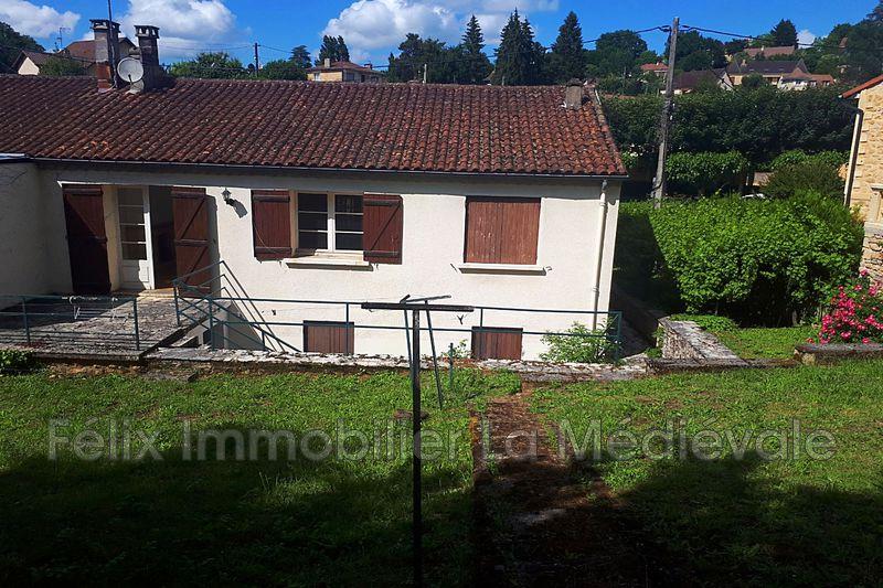 Photo Maison de ville Sarlat-la-Canéda Centre-ville,   achat maison de ville  3 chambres   122m²