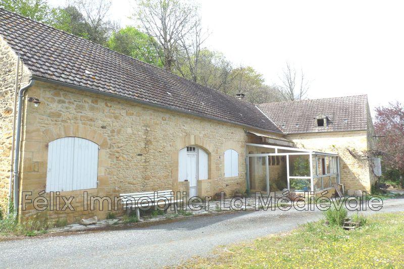 Photo Maison de campagne Salignac-Eyvigues Village,   achat maison de campagne  2 chambres   140m²