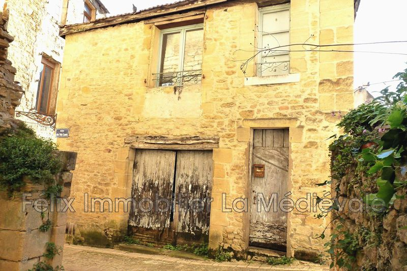 Photo House Sarlat-la-Canéda Centre-ville,   to buy house  1 bedroom