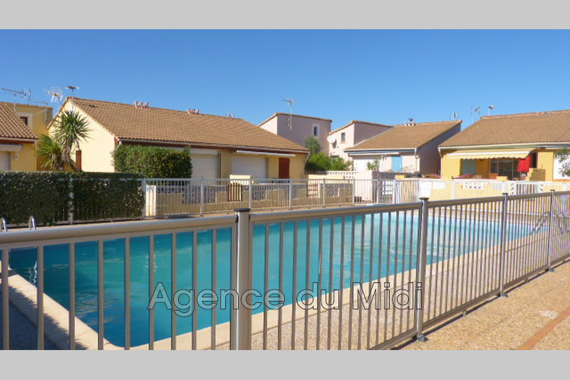 Photo Pavilion Leucate Leucate plage,  Location saisonnière pavilion  1 bedroom   35 m²