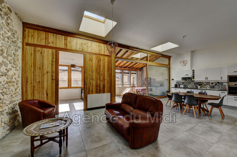 Photo Apartment Leucate Leucate village,  Location saisonnière apartment  4 rooms   100m²