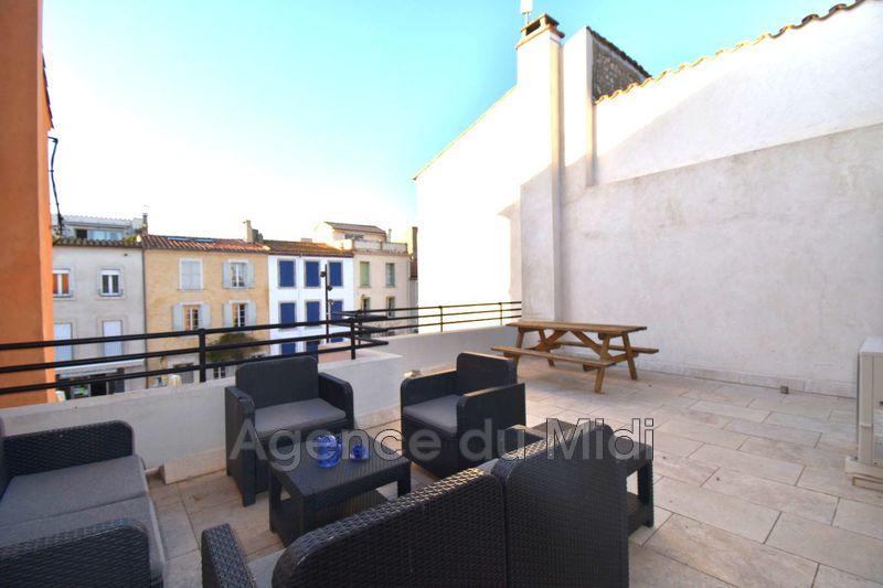 Photo Apartment Leucate Leucate village,  Location saisonnière apartment  3 rooms   60m²