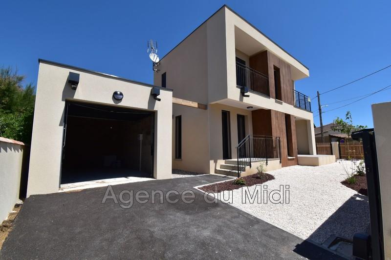 Photo Maison contemporaine Leucate Leucate plage,  Location saisonnière maison contemporaine  2 chambres   85m²