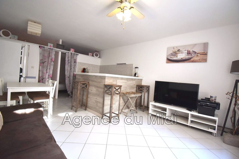 Photo Appartement Leucate Leucate village,   achat appartement  3 pièces   42 m²