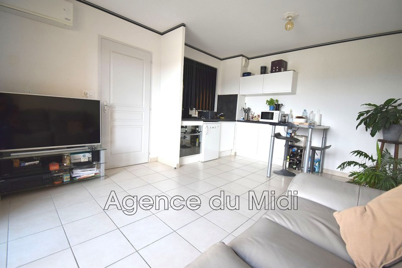 Photo Apartment Leucate Leucate village,   to buy apartment  2 rooms   39 m²