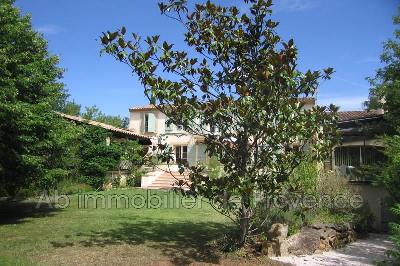 Photo Propriété Rognes Secteur résidentiel,   achat propriété  6 chambres   300m²