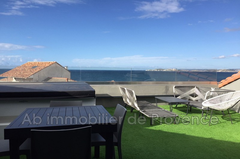 Photo Apartment Marseille Proche plages,   to buy apartment  6 rooms   133 m²