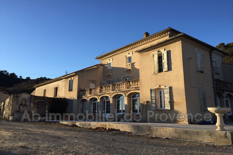 Photo Property Gréoux-les-Bains   to buy property  6 bedroom   480 m²