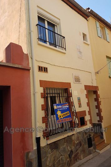 Photo House Argelès-sur-Mer Centre-ville,  Rentals house  2 bedroom   54 m²