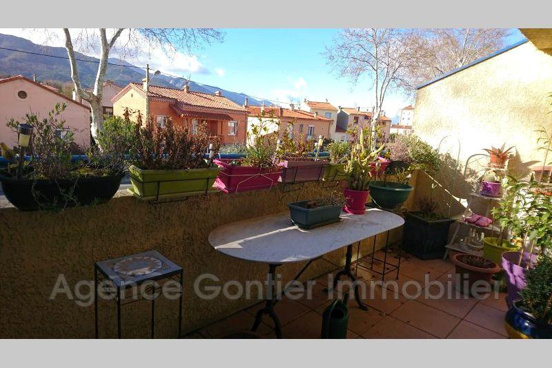 Photo Appartement Argelès-sur-Mer   achat appartement  4 pièces   73m²