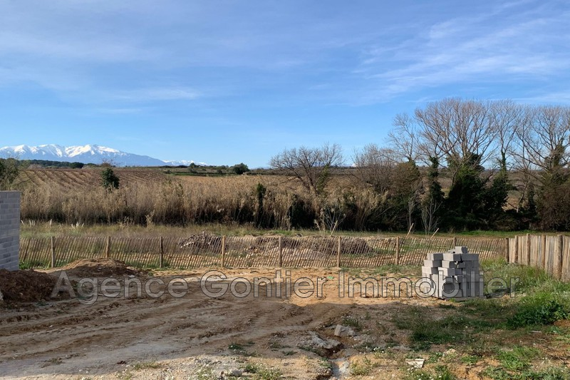 Photo Terrain à bâtir Peyrestortes Village,   achat terrain à bâtir   416m²