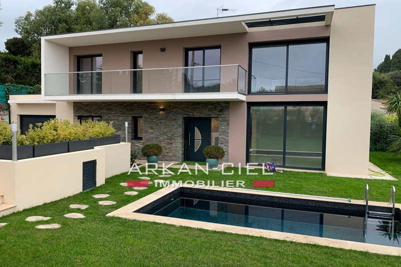 Photo Maison contemporaine Antibes   achat maison contemporaine  4 chambres   142 m²