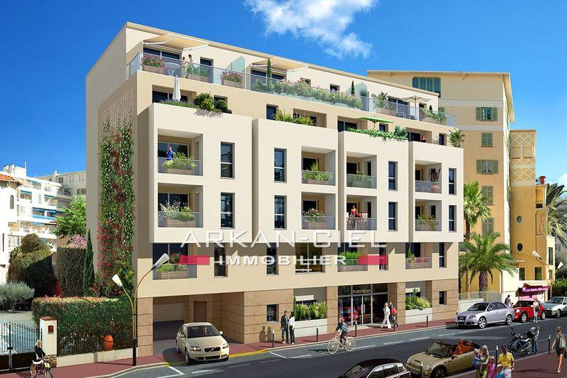 Photo Apartment Juan-les-Pins   to buy apartment  2 rooms   40m²