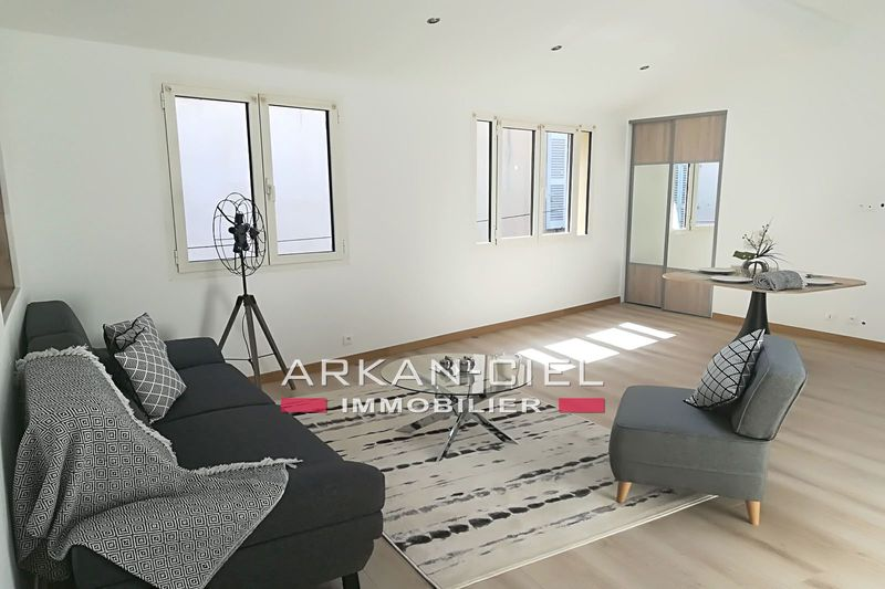 Photo Appartement Antibes Centre ville,   achat appartement  3 pièces   59 m²
