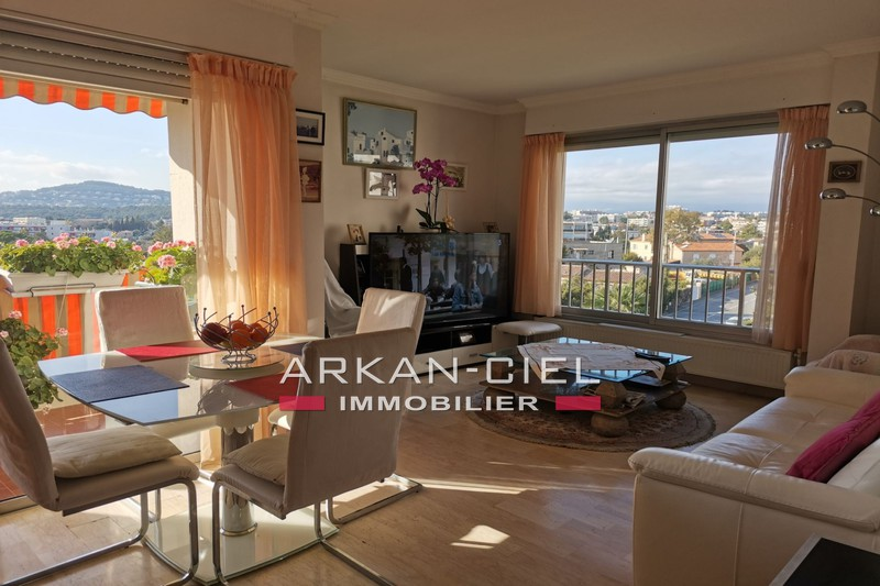 Photo Appartement Antibes   achat appartement  3 pièces   71 m²
