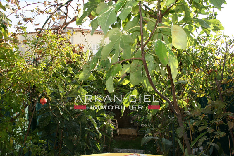 Photo Ground garden Juan-les-Pins   to buy ground garden  1 room   35 m²