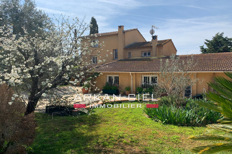 Photo Bastide Antibes Groules,   to buy bastide  6 bedroom   350 m²
