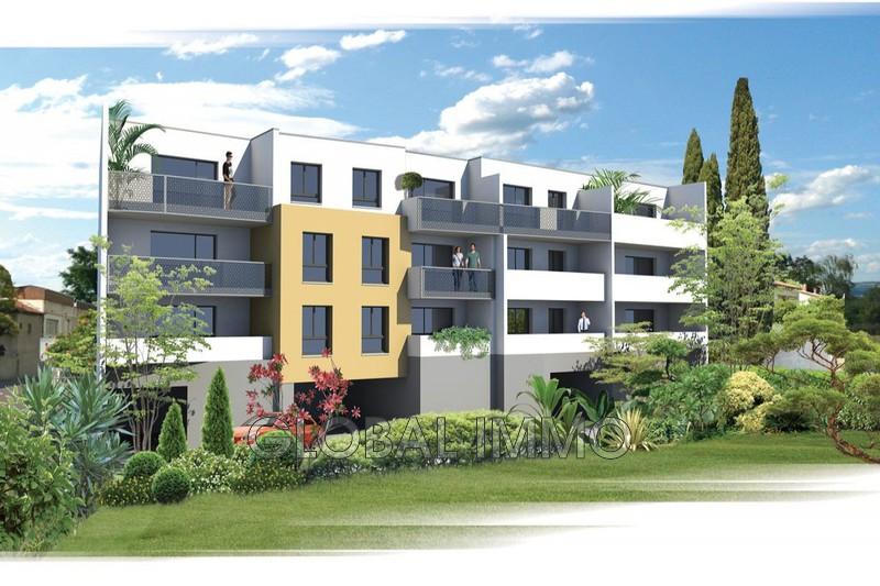 Photo Appartement Nîmes Capouchiné,   achat appartement  2 pièces   50m²