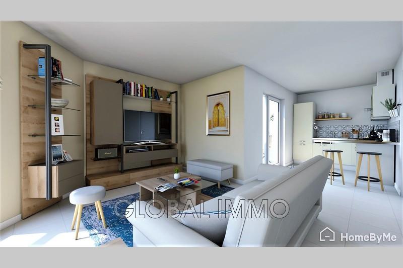 Photo Appartement Nîmes Albin michel,   achat appartement  3 pièces   70m²