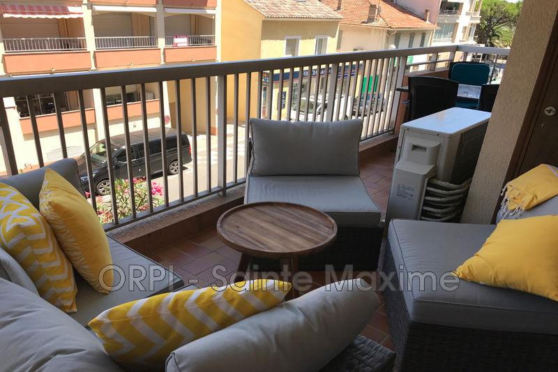 Photo Apartment Sainte-Maxime Centre-ville,  Vacation rental apartment  5 rooms   90m²